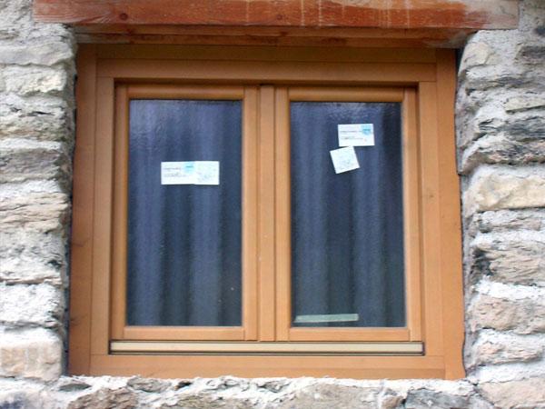 Falegnameria gubert finestre e portefinestre - Telaio finestra legno ...